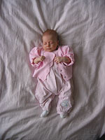 Baby Sleeping Picture