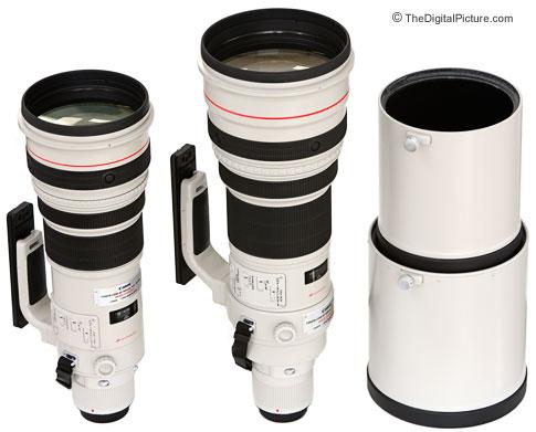 Serien Len canon l lens series