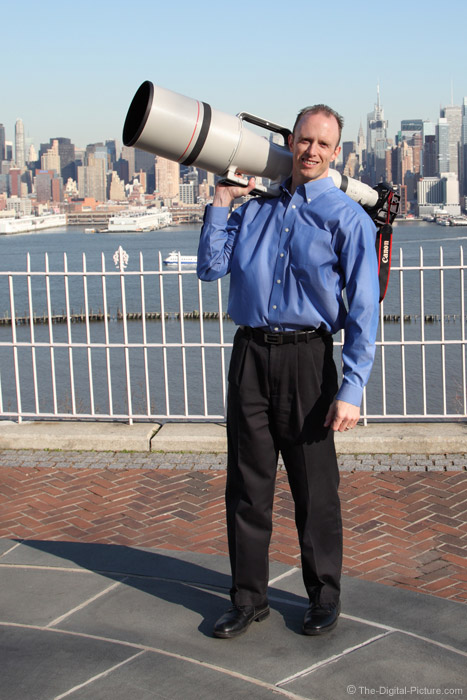 How To Carry A Canon Ef 1200mm F 5 6 L Usm Lens