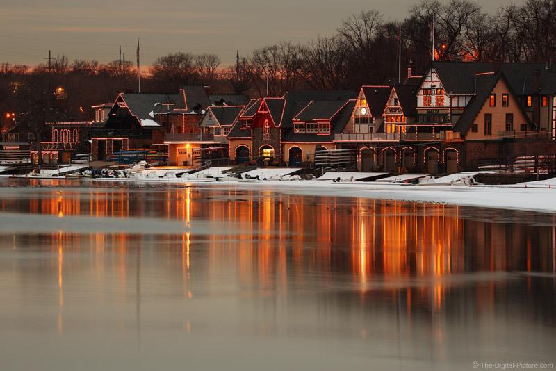 Boathouse Row Philadelphia