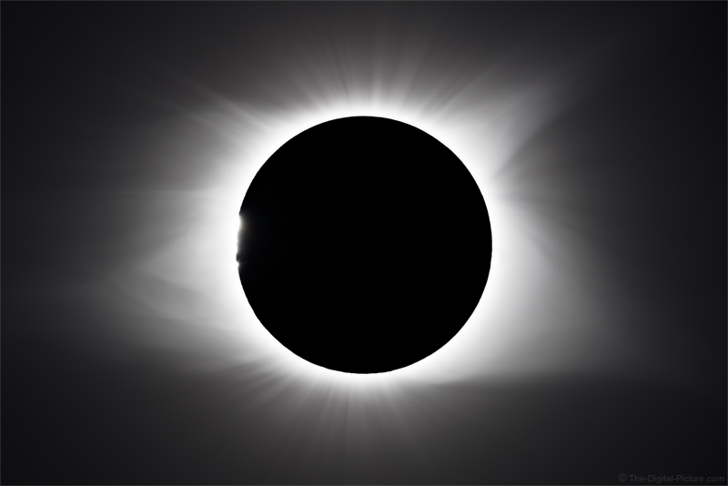 How to Process Solar Eclipse Exposure Bracketed Images – A Simple