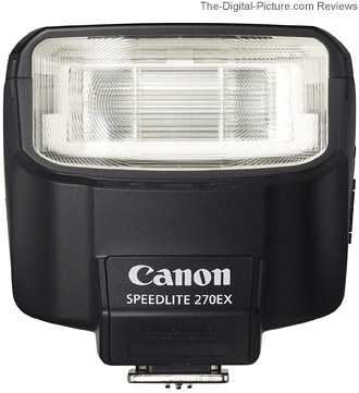 canon speedlite 270ex flash review rh the digital picture com Guide Icon User Guide Template