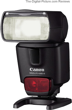Canon Speedlite 430EX II Flash  sc 1 st  The Digital Picture : canon lighting system - azcodes.com