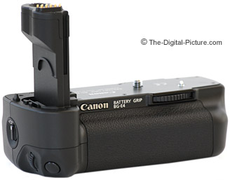 Canon BG-E4 Battery Grip (for Canon EOS 5D) Review