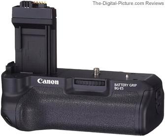 Canon Bg E5 Battery Grip For Canon Rebel Xsi Xs T1i Review