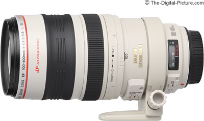canon ef 100 400mm f 4 5 5 6l is usm lens review