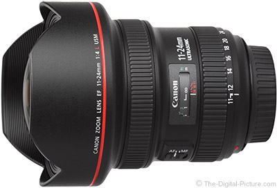 Canon Ef 11 24mm F 4l Usm Lens Review