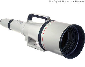 Canon EF 1200mm f/5 6L USM Lens Review