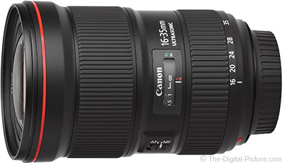 canon ef 16 35mm f 2 8l iii usm lens review