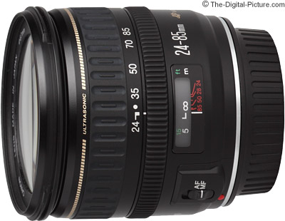 Canon Ef 24 85mm F 3 5 4 5 Usm Lens Review