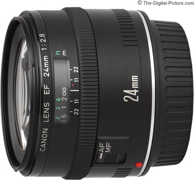 canon ef 24mm f/2.8 lens review