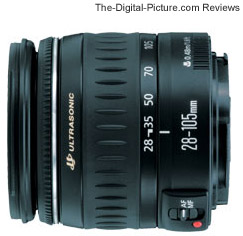 Canon Ef 28 105mm F 4 5 6 Usm Lens Review