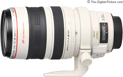 Canon EF 28-300mm f/3 5-5 6L IS USM Lens Review