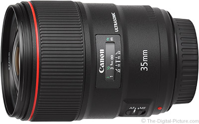 canon ef 35mm f/1.4l ii usm lens review