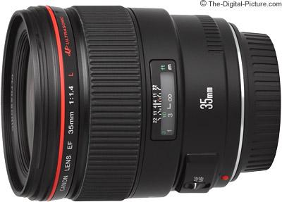 canon ef 35mm f/1.4l usm lens review