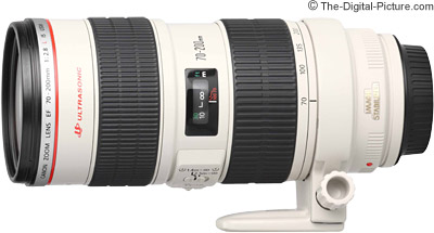 canon ef 70 200mm f 2 8l is usm lens review