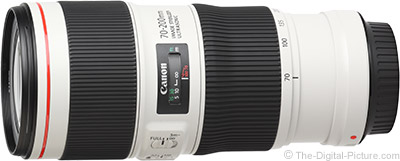 canon 70 200mm f4 is review