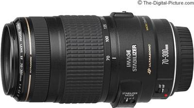 canon ef 70 300mm f 4 5 6 is usm lens review. Black Bedroom Furniture Sets. Home Design Ideas