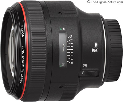 Canon EF 85mm f/1.2L II USM Lens Review