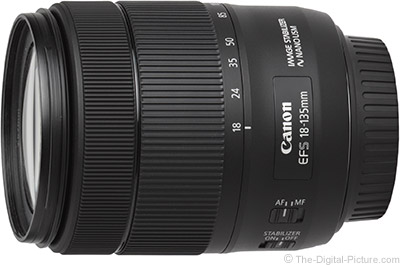 canon ef s 18 135mm f 3 5 5 6 is usm lens review