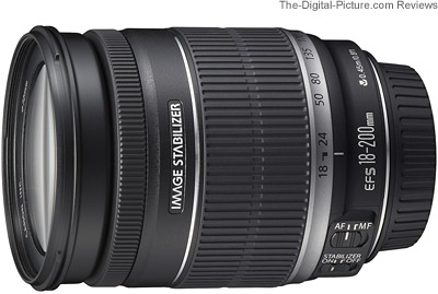 canon ef s 18 200mm f 3 5 5 6 is lens review. Black Bedroom Furniture Sets. Home Design Ideas