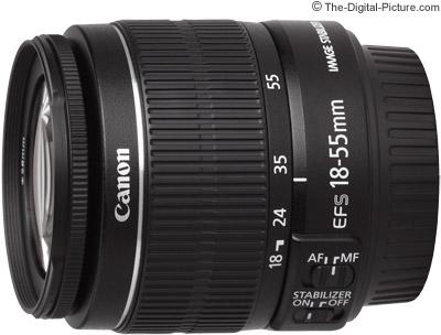 canon ef s 18 55mm f 3 5 5 6 is ii lens review. Black Bedroom Furniture Sets. Home Design Ideas