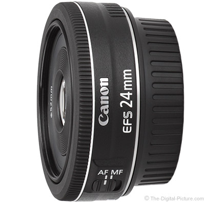 Canon Ef S 24mm F 2 8 Stm Lens Review