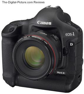 canon eos 1d mark iii review