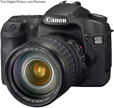Canon EOS 40D Review