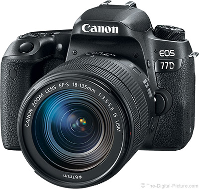 3db27a0aad1289 Canon EOS 77D Review
