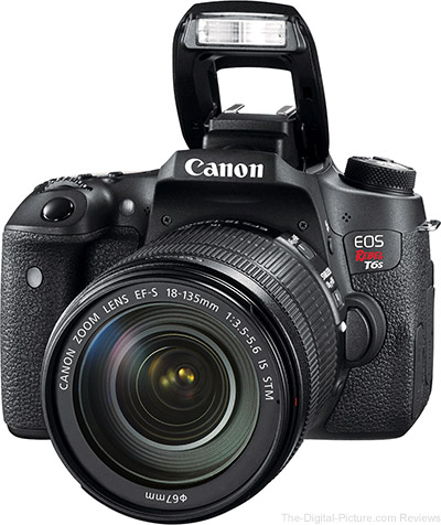 Canon Eos Rebel T6s 760d Review