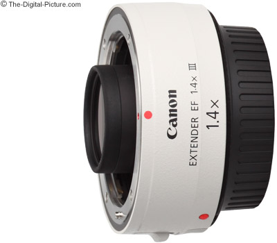 canon ef 1 4x iii extender review