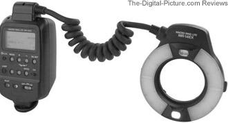 Canon Macro Ring Lite Mr Ex Flash Review