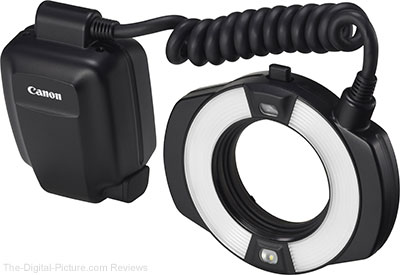Canon Macro Ring Lite Mr 14ex Ii Flash Review