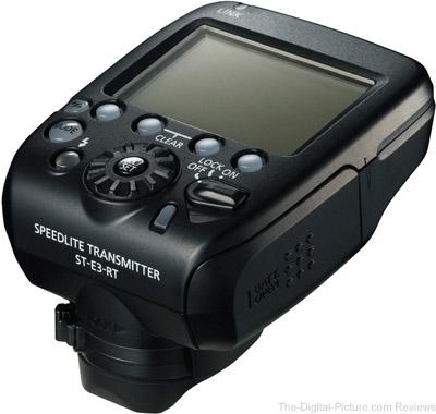 Canon Speedlite Transmitter ST-E3-RT Review