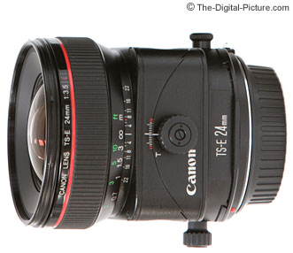 canon ts e 24mm f 3 5l tilt shift lens review