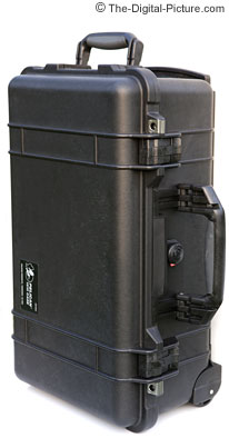 pelican 1510 carry on hard case review