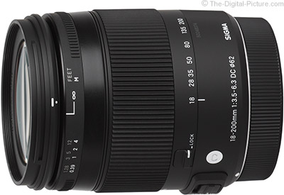 sigma 18 200mm f 3 5 6 3 dc macro os hsm c lens review