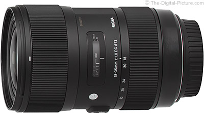 0cfe717710 Sigma 18-35mm f 1.8 DC HSM Art Lens Review