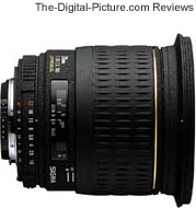 97d56055d06 Sigma 20mm f/1.8 EX DG Lens Review