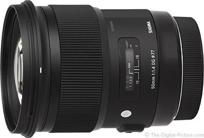 Sigma 50mm F 1 4 Dg Hsm Art Lens Review