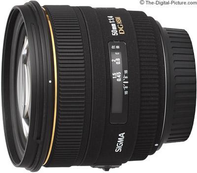 Sigma 50mm F 1 4 Ex Dg Hsm Lens Review