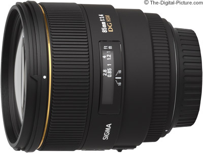Sigma 85mm F 1 4 Ex Dg Hsm Lens Review