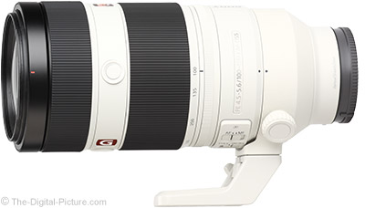 Sony FE 100-400mm f/4 5-5 6 GM OSS Lens Review