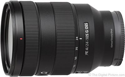 Sony FE 24-105mm f/4 G OSS Lens Review
