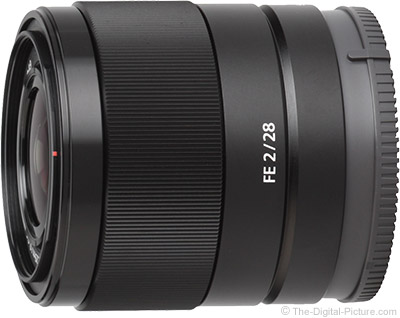 sony fe 28mm f 2 lens review