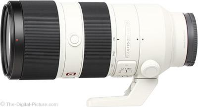 Sony FE 70-200mm f/2 8 GM OSS Lens Review