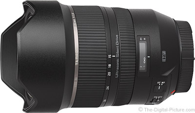 Tamron 15-30mm f/2.8 Di VC USD Lens Review