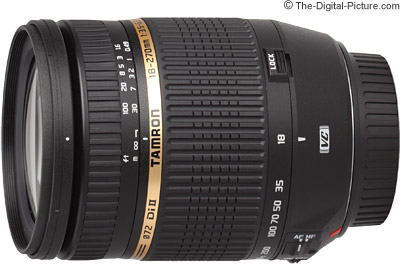 tamron 18 270mm f/3.5 6.3 di ii vc ld lens review