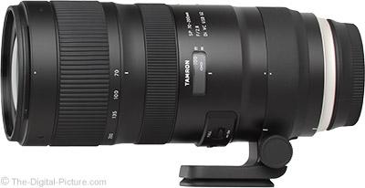 Tamron 70-200mm f/2 8 Di VC USD G2 Lens Review